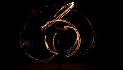 Long Exposure: Fire Poi | maxisaweso.me