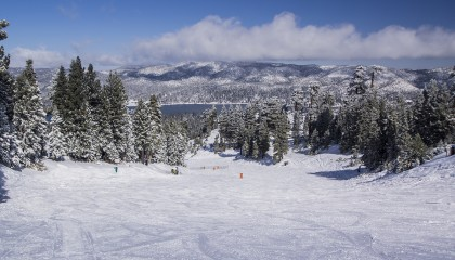 Snow Summit @ Big Bear Looking Magnificent | maxisaweso.me